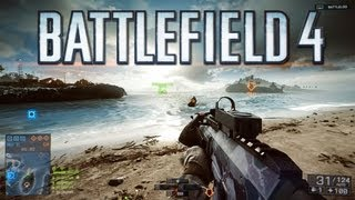 Battlefield 4 - PC Multiplayer Gameplay (Obliteration at Paracel Storm)