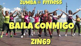 BAILA CONMIGO - ZIN 69 - ZUMBA® Choreography by Kasia Królak