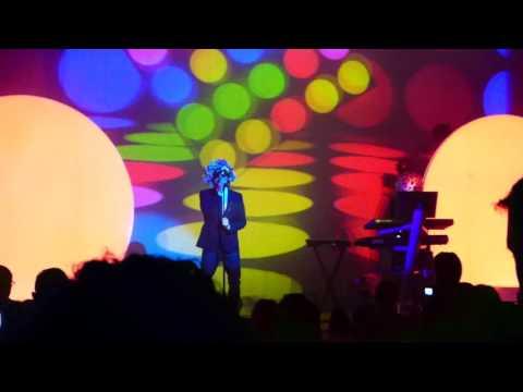 "Pet Shop Boys. ""West End Girls"" Orpheum Theater, Boston 11.09.16"