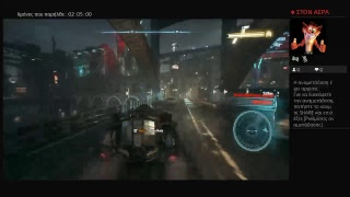 Batman  arkham knight part4 b vs s suit