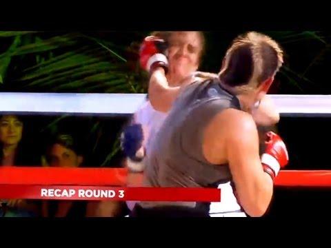 BoDog Female Fight : Amanda Buckner vs. Tara LaRosa