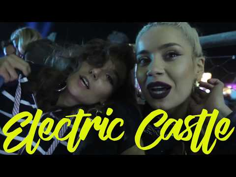 Vlog #14: Can you handle that? ELECTRIC CASTLE 2017