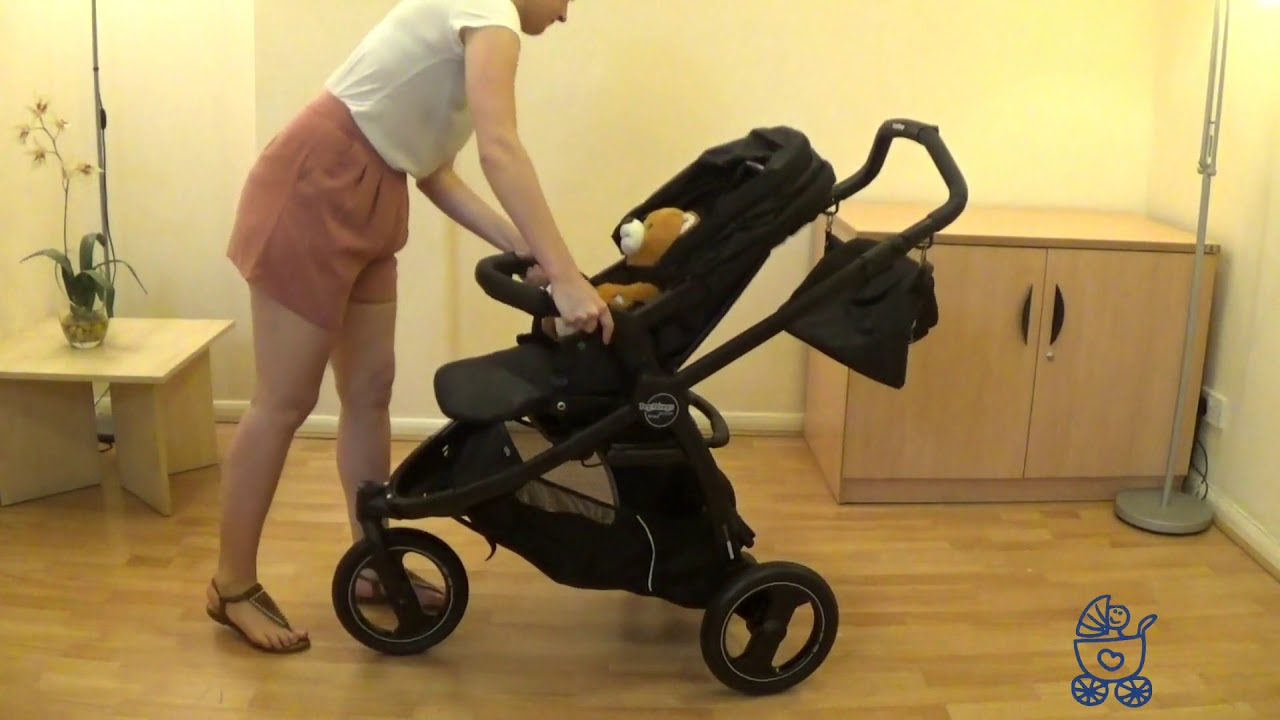 Britax Duo Twin Dolls Buggy Hot Pink Peg Perego Book Scout Xl Modular Review All You Need For