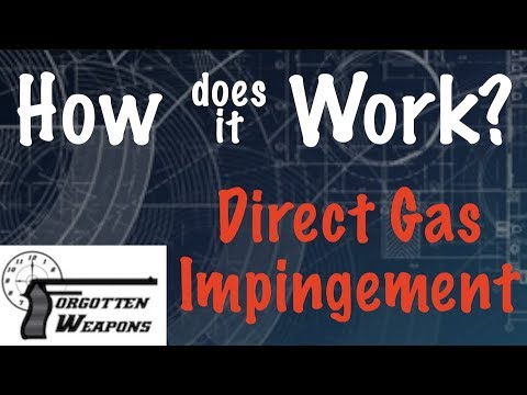 How Does It Work: Direct Gas Impingement