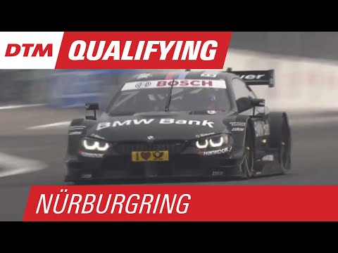DTM Nürburgring 2015 - Qualifying (Rennen 1) - Re-Live (Deutsch)