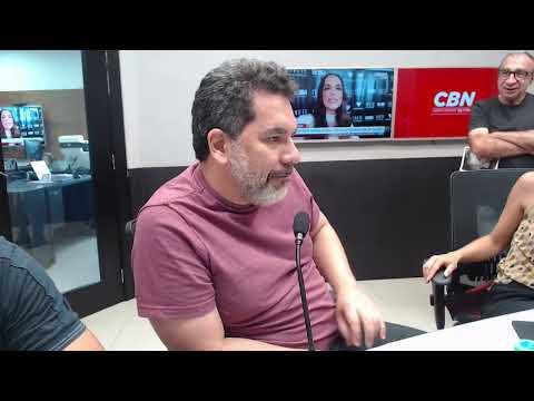 CBN Campo Grande com Ginez Cesar e Ingrid Rcoha - (21/02/2020)
