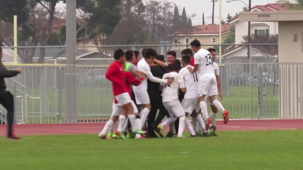 657f0d4c71a Mayfair vs. Artesia Boys Soccer - YouTube