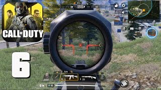 Gambar cover Сall of Duty Mobile - Gameplay part 6 - Battle Royale(iOS, Android)