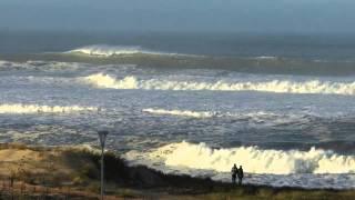 Vagues de 7m-8m à Lacanau Océan - Swell Hercules XXL