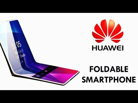 5f735480a0f Huawei foldable phone could beat Samsung s foldable phone - YouTube