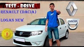 Тест - драйв Renault (Dacia) logan new 1.2 75 л.с обзор (PitStopMD)(Самый честный и не неподкупный тест драйв Renault (Dacia) logan new. Расскажем Про все агрегаты : двигатель,коробка,сал..., 2014-06-16T16:48:26.000Z)