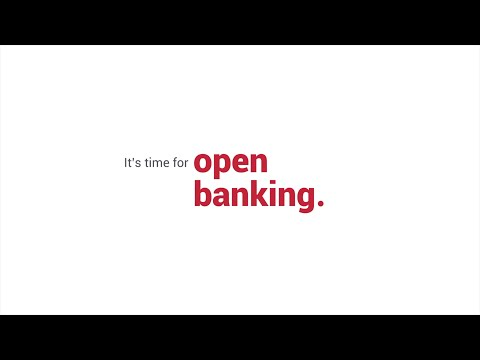 It's time for open banking. Are you open?
