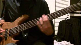 Just A Touch Of Love - Slave: bass tutorial