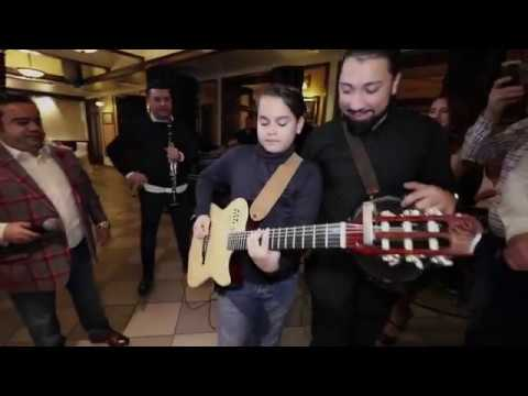 Adi Minune Jr - Indiana 2017 LIVE (Restaurant Hollywood Cernavoda)