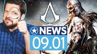 Assassin's Creed: Ragnarok - Die Wahrheit zu den Leaks - News