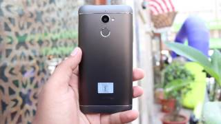 Coolpad Note 5 Lite Unboxing, Hands on, Camera, Features