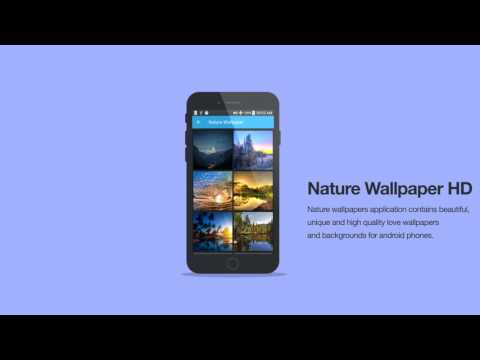 Nature Wallapers HD Backgrounds Android App