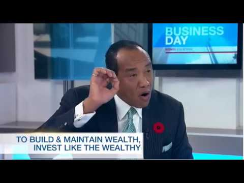 Michael Lee-Chin - BNN Interview
