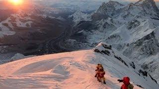 日テレ【世界の果てまでイッテQ!】の企画でエベレスト登頂を目指し訓練...