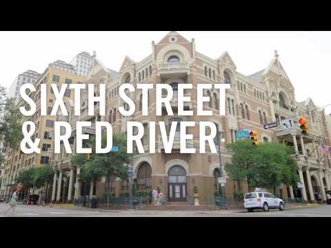 Sixth Street & Red River Entertainment Districts