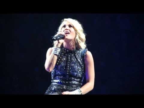 Carrie Underwood-What I Never Knew I Always Wanted (Storyteller Tour: Tulsa Oklahoma)