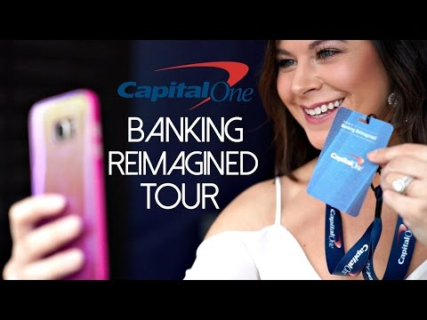 Capital One Banking Reimagined Tour: Technology in Banking