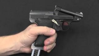 Le Français .32ACP Pistol