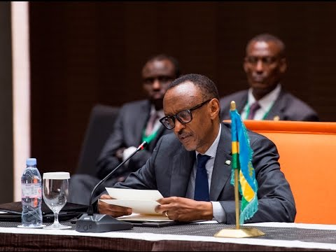 President Kagame speaking on African Union Reforms implementation| Conakry, 24 April 2017