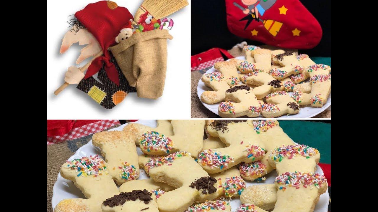 Biscotti per la Befana 6 Idee Facili e Imperdibili