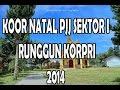 Koor Natal 2014 GBKP Perum Korpri PJJ Sektor 1