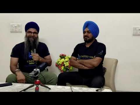 Gurpreet Singh Ghuggi On UNITED SIKHS