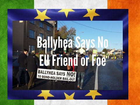 Ballyhea Says No EU Friend or Foe