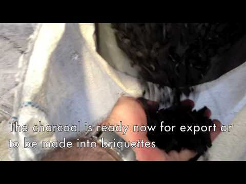 Introduction coconut shell products