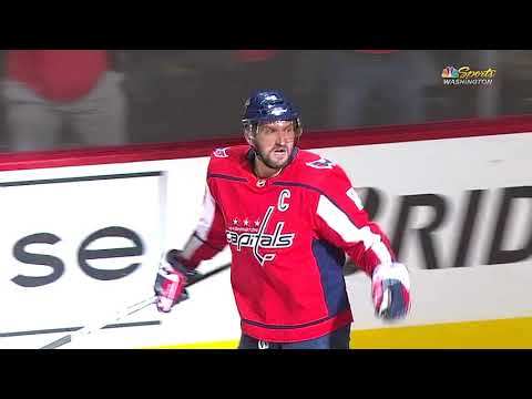 Columbus Blue Jackets vs Washington Capitals - April 15, 2018 | Game Highlights | NHL 2017/18