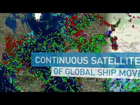 Vessel data solutions for the maritime world - Satellite AIS from exactEarth