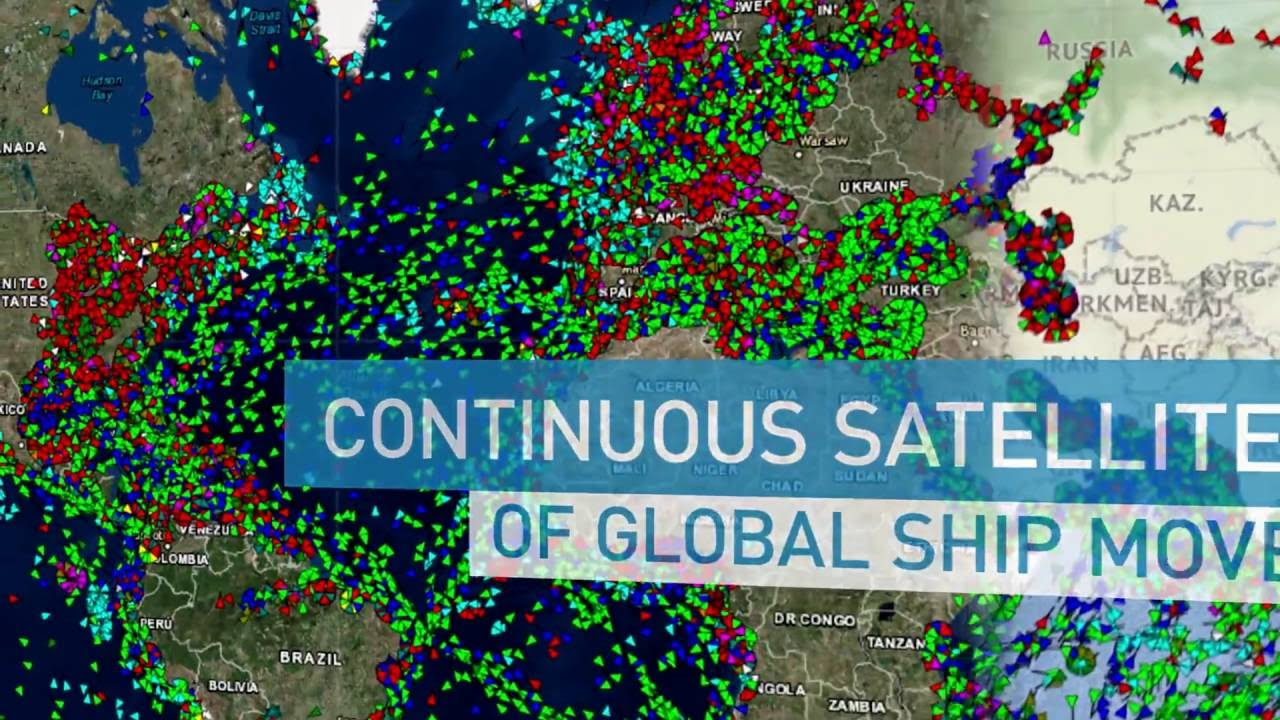 exactEarth | AIS Vessel Tracking | Maritime Ship Monitoring