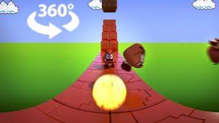 Super Mario Bros VR 360 (NES): Level 1-1 thumbnail