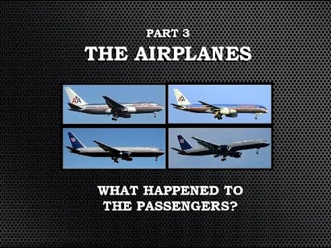September 11 The New Pearl Harbour part 3 - (The Airplanes) part 3