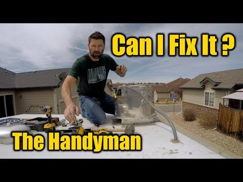 A Handyman Can Fix Anything | THE HANDYMAN |