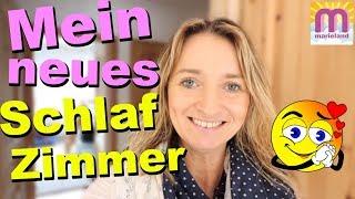 😍 Mein neues IKEA Schlafzimmer 😍 Roomtour Marieland Vlog #140