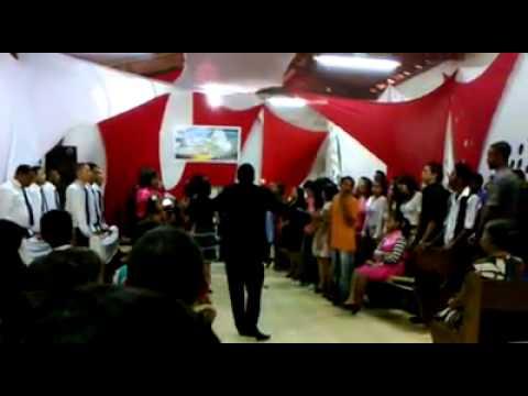 Umader canta Mestre - Cristina Mel