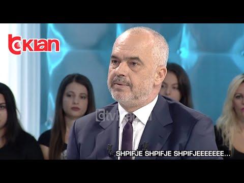 Zone e lire - Edi Rama: Shpifje shpifje shpifjeeeee...! (19 tetor 2018)