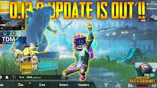 Pubg Mobile New Update Released