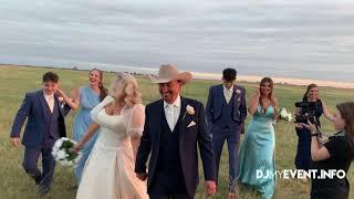 Wedding: First dance Randy & Robin