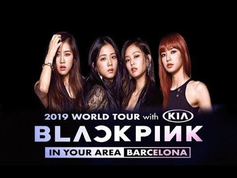 BLACKPINK BARCELONA | LIVE FULL CONCERT [Live At Barcelona Blackpink In Your Area World Tour 2019]