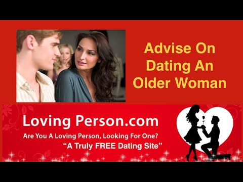 Advice on dating older woman