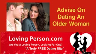 Advice On Dating An Older Woman