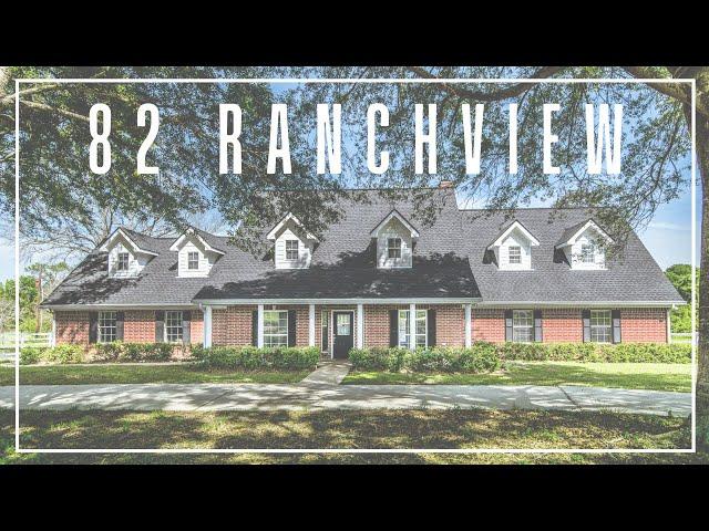 82 Ranchview Drive - Huntsville, TX