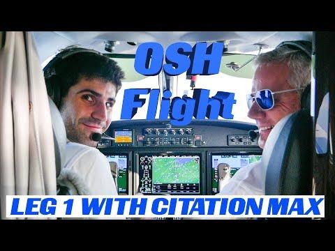CitationMax to the Rescue-Saves OshKosh2019!
