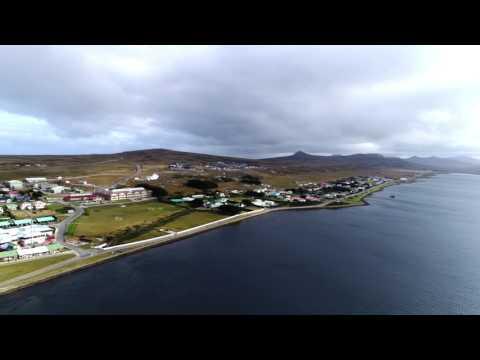 Islas Malvinas, Falkland Island (Drone)